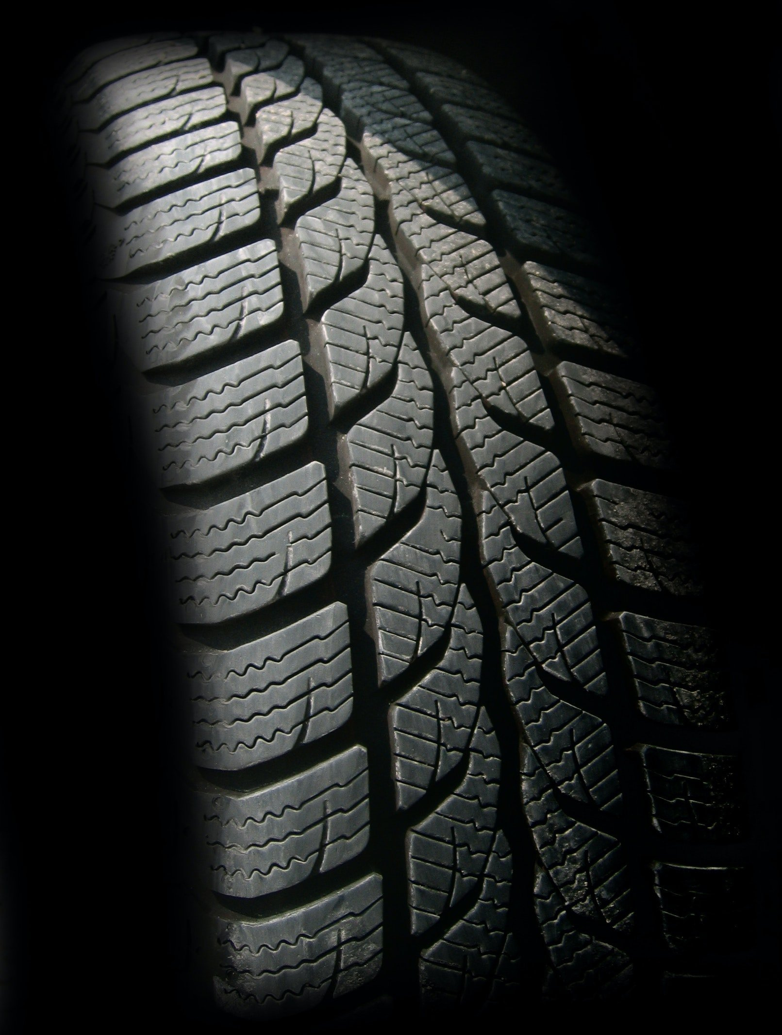 tire balancing is the other half of wheel alignment!