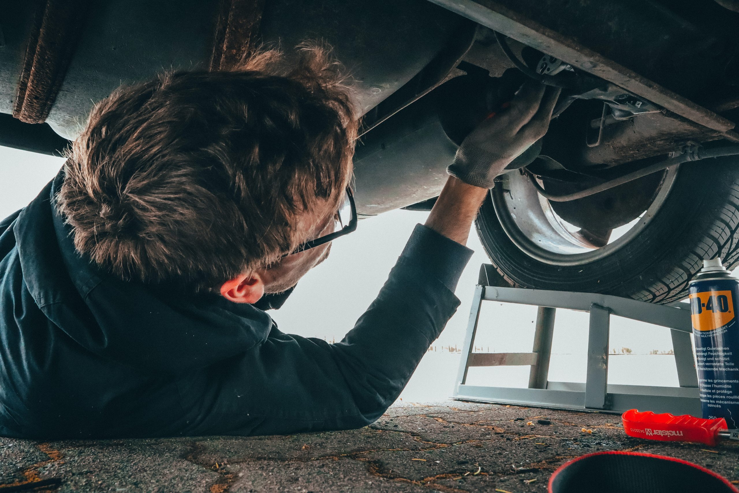 Collision repair is our speciality at Tedious Repairs!